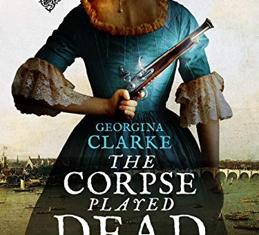 Book Review: The Corpse Played Dead by Georgina Clarke