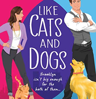 Book Review: Like Cats and Dogs by Kate McMurray