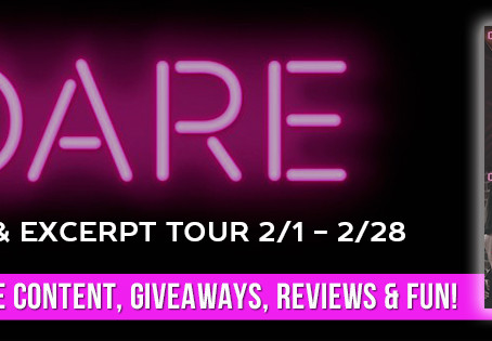 SPECIAL LAUNCH EVENT: Introducing DARE from Harlequin!