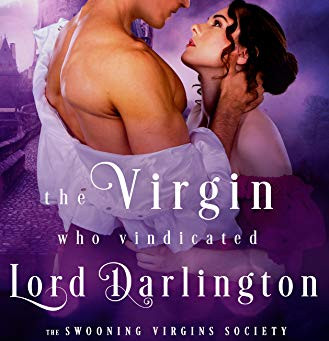 Book Review: The Virgin Who Vindicated Lord Darlington by Anna Bradley