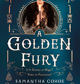 Book Review: A Golden Fury by Samantha Cohoe