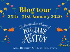The Particular Charm of Miss Jane Austen by Ada Bright and Cass Grafton