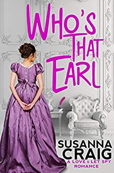 Book Review: Who's That Earl by Susanna Craig