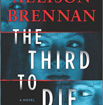 Book Review: The Third to Die by Allison Brennan