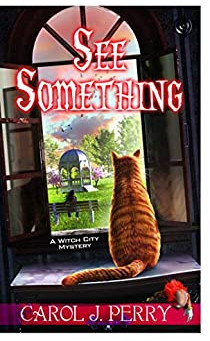 Book Review: See Something by Carol J. Perry
