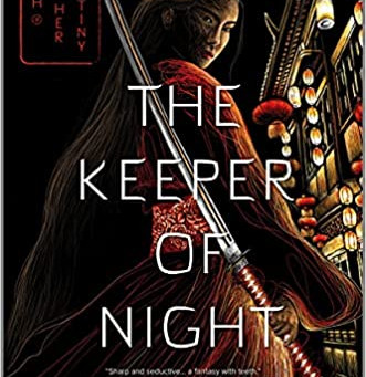 Book Review: The Keeper Of Night by Kylie Lee Baker