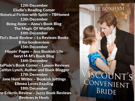 The Viscount's Convenient Bride by Josie Bonham