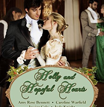 Book Review: Holly and Hopeful Hearts by The Bluestocking Belles