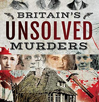 Book Review: Britain's Unsolved Murders by Kevin Turton