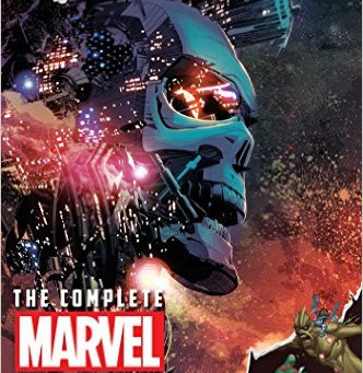 Book Review: Hidden Universe Travel Guides: The Complete Marvel Cosmos (with notes by the Guardians