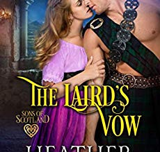 The Laird's Vow by Heather Grothaus