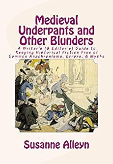 Non-Fiction Fridays Book Review: Medieval Underpants and Other Blunders by Susanne Alleyn