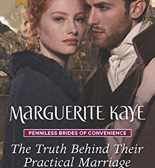 Book Review: The Truth Behind Their Practical Marriage by Marguerite Kaye