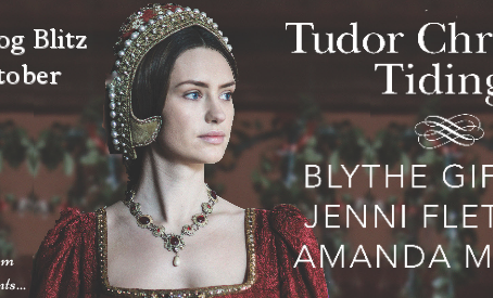 Blog Tour and Book Review: Tudor Christmas Tidings