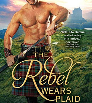 Book Review: The Rebel Wears Plaid by Eliza Knight