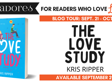 Blog Tour and Book Review: The Love Study by Kris Ripper