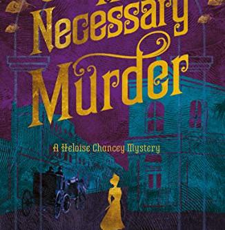 A Necessary Murder by M.J. Tija