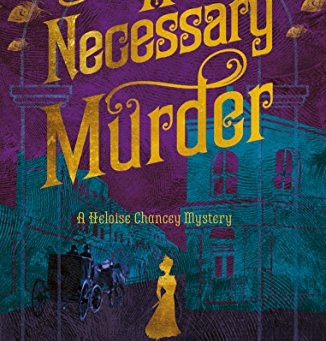 Book Review: A Necessary Murder by M.J. Tija