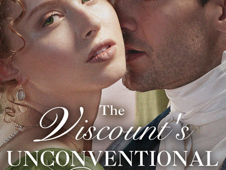 Blog Tour and Book Review: The Viscount's Unconventional Lady by Virginia Heath