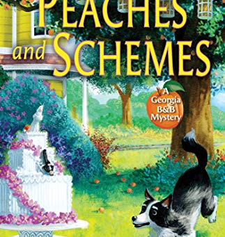Book Review: Peaches and Schemes by Anna Gerard