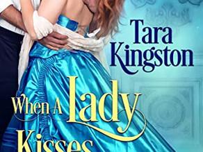 When A Lady Kisses A Scot by Tara Kingston
