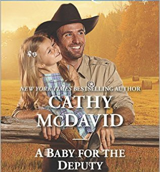 Book Review: A Baby For The Deputy by Cathy McDavid