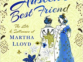 Jane Austen's Best Friend: The Life and Influence of Martha Lloyd by Zöe Wheddon