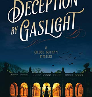 Book Review: Deception By Gaslight by Kate Belli