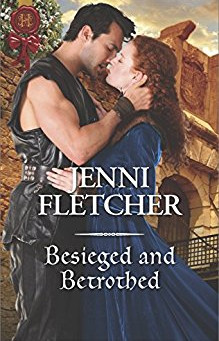 Besieged and Betrothed by Jenni Fletcher