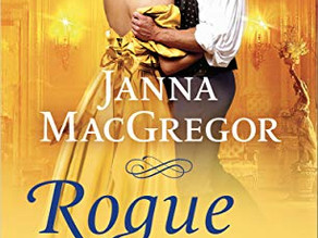 Rogue Most Wanted by Janna MacGregor