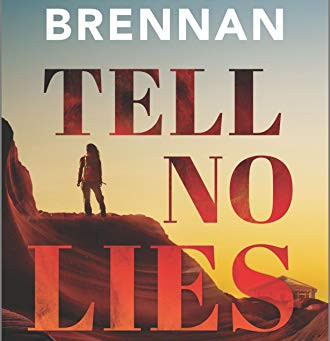 Book Review: Tell No Lies by Allison Brennan