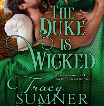 The Duke is Wicked by Tracy Sumner