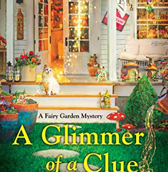 Book Review: A Glimmer of a Clue by Daryl Wood Gerber