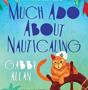 Book Review: Much Ado About Nauticaling by Gabby Allan