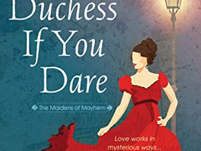 Duchess If You Dare by Anabelle Bryant