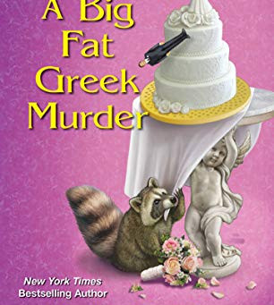 Book Review: A Big Fat Greek Murder by Kate Collins