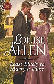 Book Review: Least Likely to Marry A Duke by Louise Allen