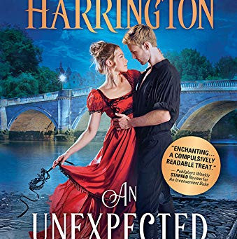Book Review: An Unexpected Earl by Anna Harrington