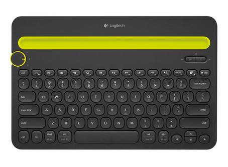 Product Review: Logitech K480 Portable Keyboard