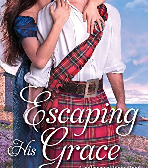 Book Review: Escaping His Grace by Kristin Vayden
