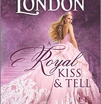 A Royal Kiss and Tell by Julia London