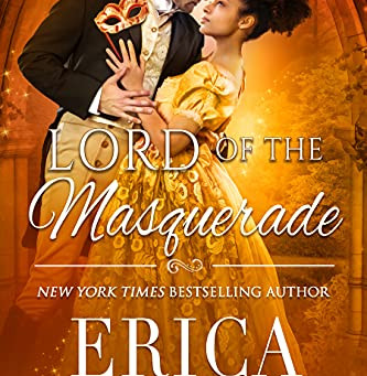 Lord of the Masquerade by Erica Ridley