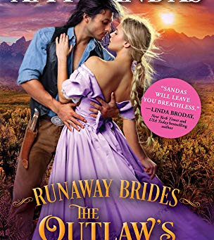 Book Review: The Outlaw's Heart by Amy Sandas