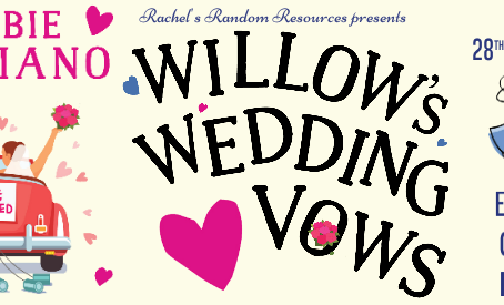 Blog Tour and Book Review: Willow's Wedding Vows by Debbie Viggiano