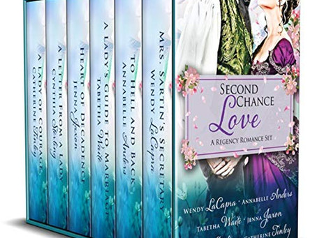 Book Review: Second Chance Love: A Regency Romance Set