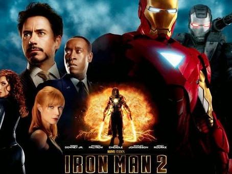 The Big Damn MCU Rewatch: Iron Man 2 (2010)