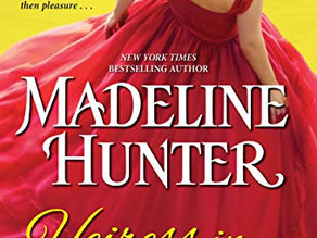 Heiress In Red Silk by Madeline Hunter