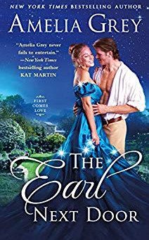 The Earl Next Door by Amelia Grey
