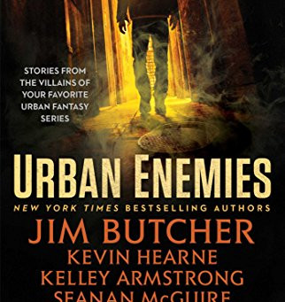 Book Review: Urban Enemies anthology