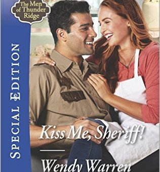 Book Review: Kiss Me, Sheriff! by Wendy Warren
